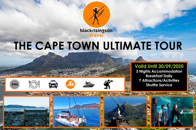 The Ultimate Cape Town Tour
