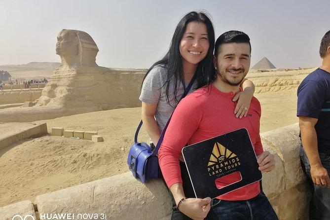 Private Day-Trip to Giza Saqqara and Dahshur from Cairo