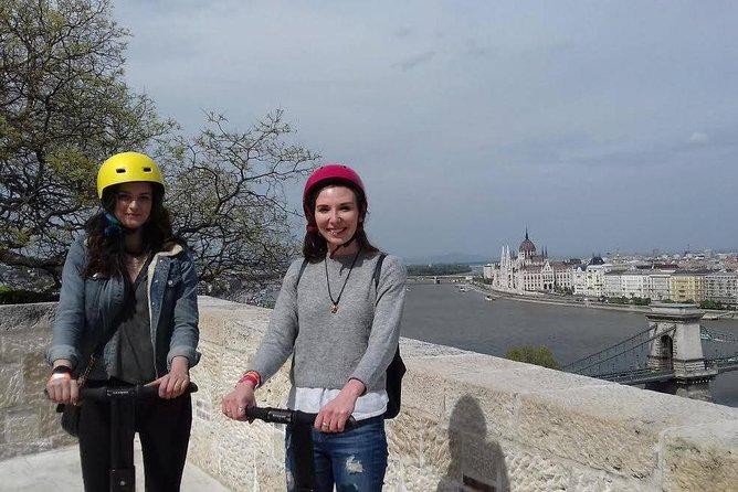 Budapest Highlights 2.5-Hour Segway Tour