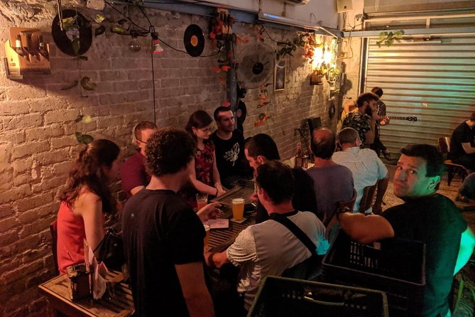 Tel Aviv Craft Beers Pub Crawl