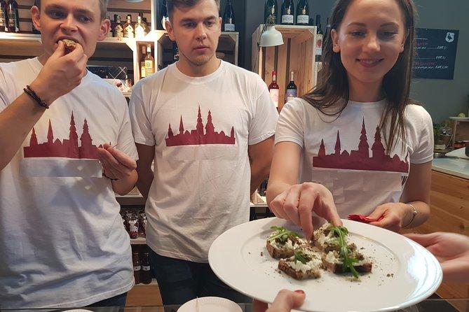 Riga's Central Market Tour & Tasting