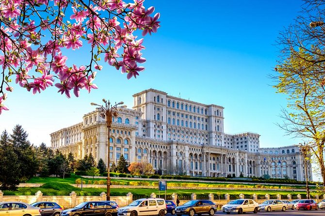 Skip the line: Bucharest Parliament Palace Ticket