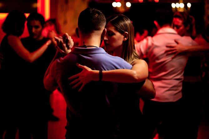 Private Tango lesson