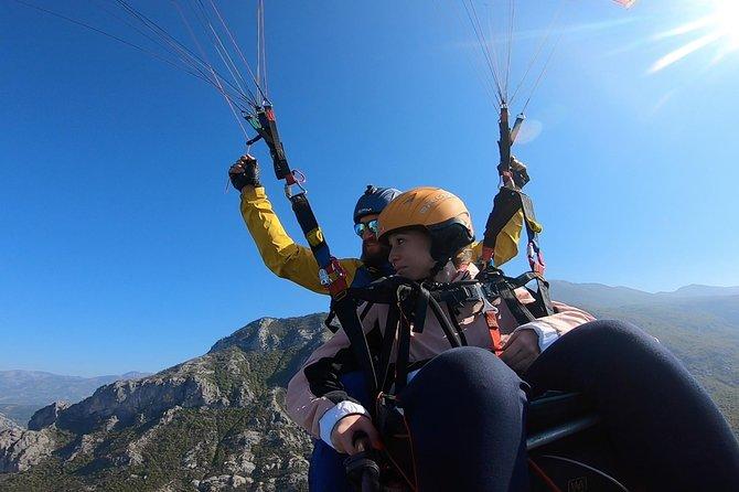 Tandem Paragliding Dajt (Pick Up on Hotel Including)