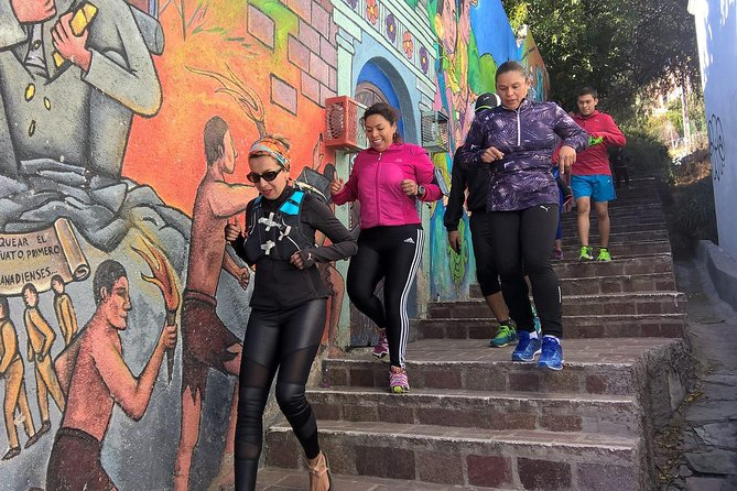 Running Tour in Guanajuato