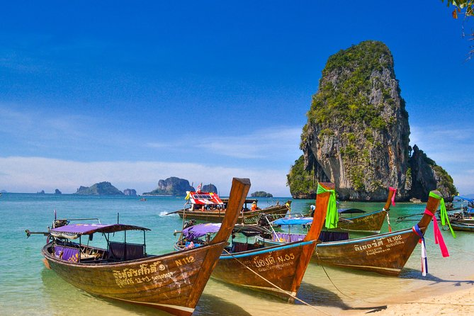 Private Transfer from Phuket to Krabi with 2h of Sightseeing
