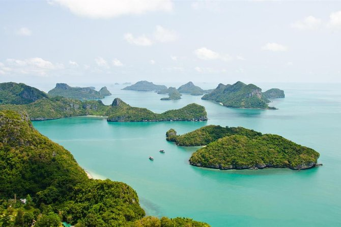 Private Transfer from Bangkok to Surat Thani with 2h of Sightseeing