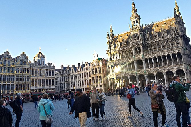 The Best Of Brussels Walking Tour
