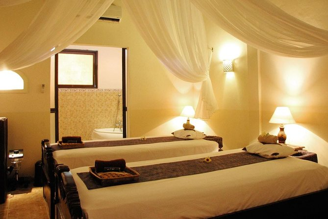 Bali Spa Treatment with Transfer Departure International Bali Airport