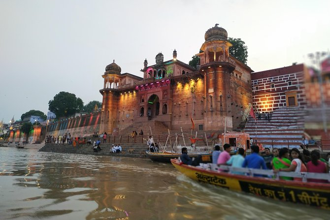 Private Day Tour in Varanasi