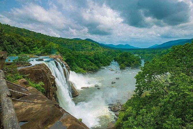 Private Day Tour to Athirappilly & Vazhachal Waterfalls from Cochin