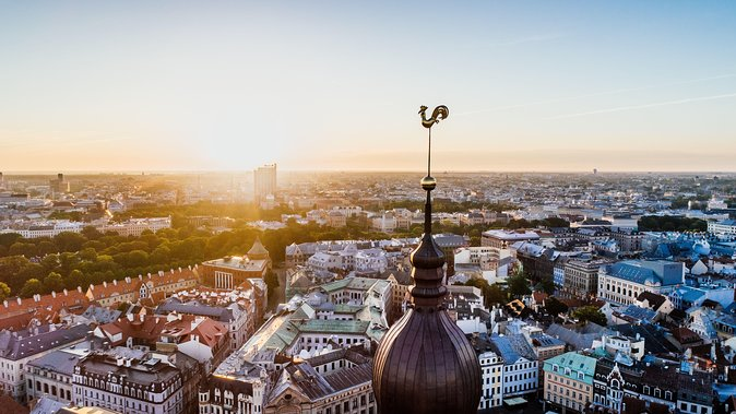 The Best Of Riga Walking Tour