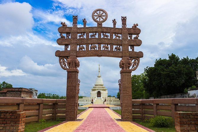 Guided Excursion to Buddhist Trail (Sighseeing Tour of Sarnath from Varanasi)