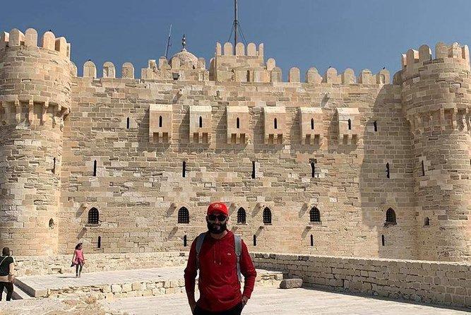 Une journée de visite en matinée à Alexandrie au départ du Caire