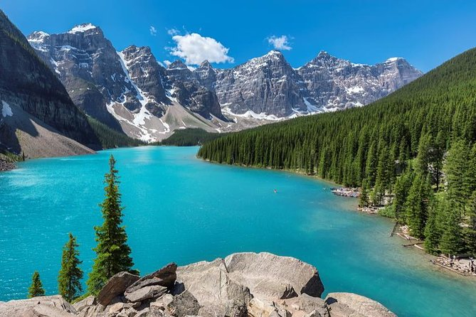 Calgary YYC-Lake Louise Hotels Airport Transfer