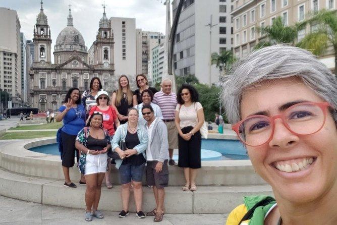 Private Walking Tour in Rio