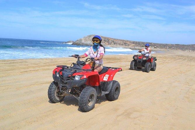 Quads Off Road ATV Wild Baja West!