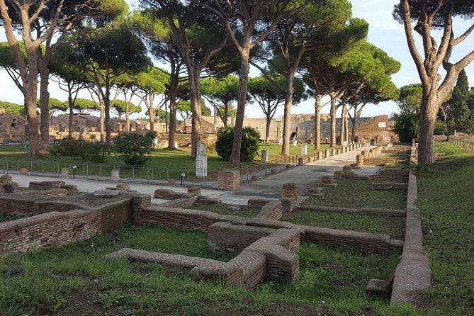 The Forgotten City - Ostia Antica