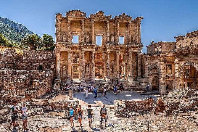 Small Group Ephesus Tour From Kusadasi / Selcuk