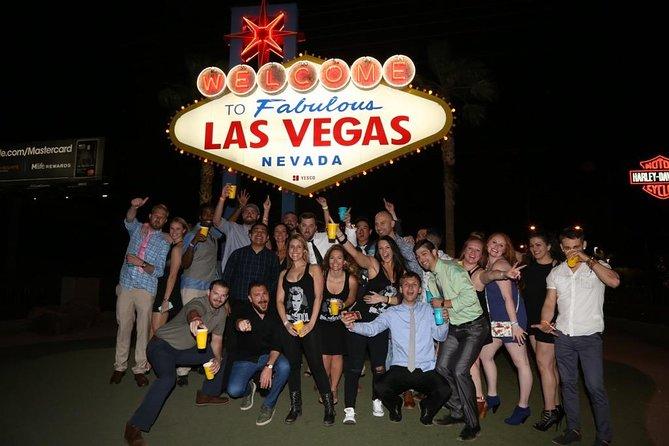 Las Vegas VIP Party Bus Crawl