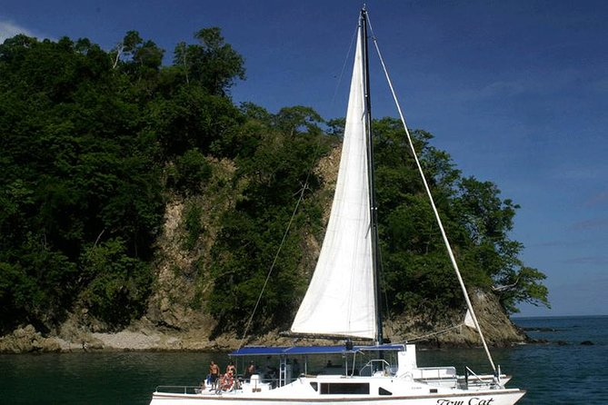 Catamaran Adventure From Manuel Antonio