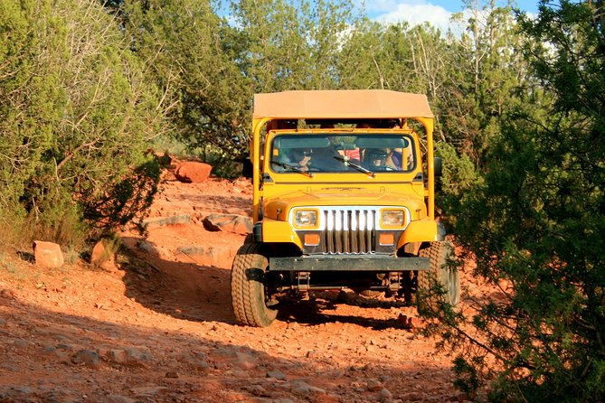 Sedona Red Rock West Off-Road Jeep Tour photo 7