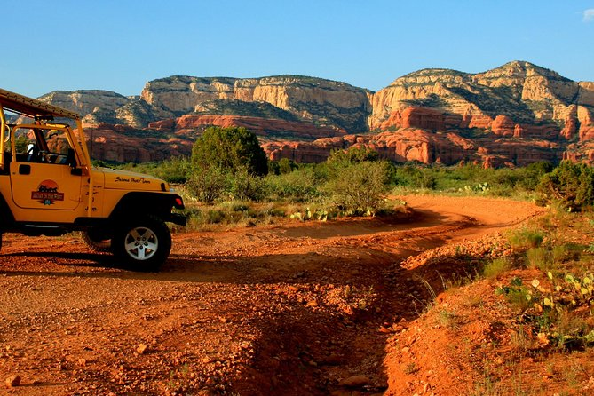 Sedona Red Rock West Off-Road Jeep Tour photo 3