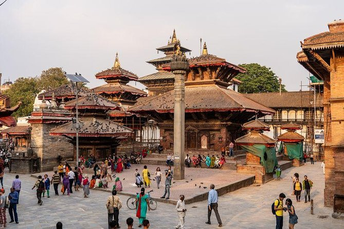 Private Guided City Day Tour of Kathmandu
