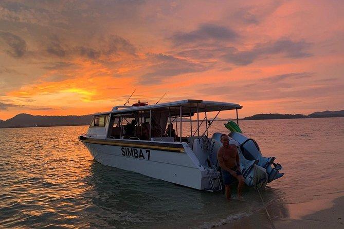 Phang Nga Bay and Koh Panyee Sunset Cruise