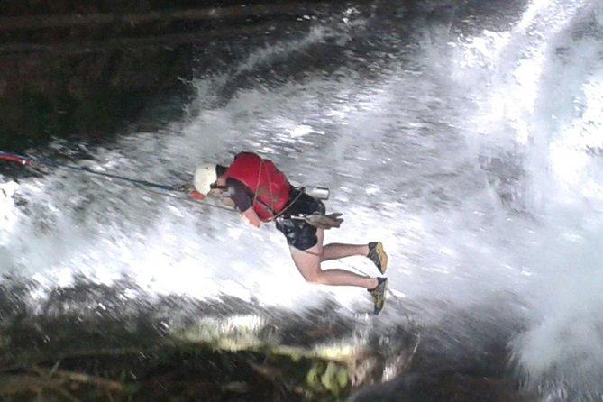 Waterfall Canyoning At Rincon De La Vieja Volcano