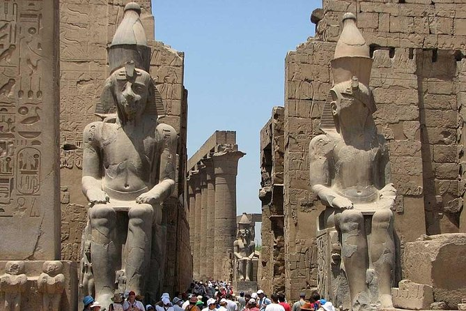 Private tour to the East and West Bank of Luxor