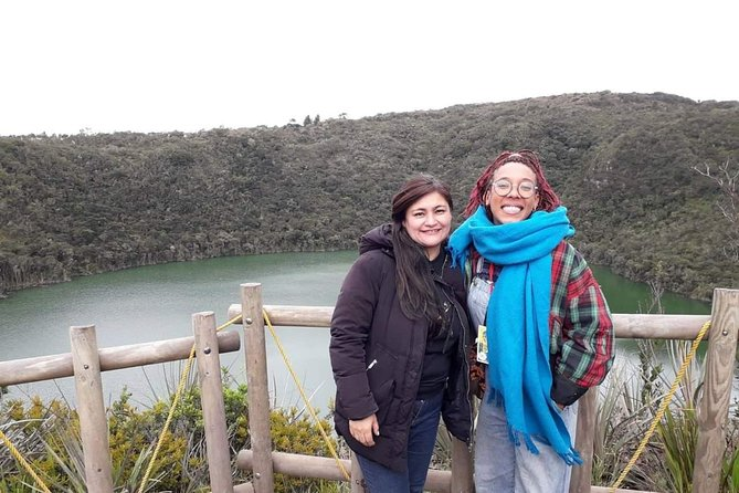Live the Legend of El Dorado: Tour Laguna de Guatavita Sumercé