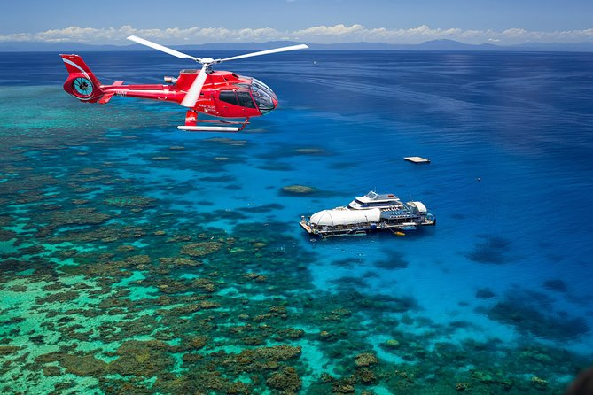Helicopter and Cruise Packages with Great Adventures