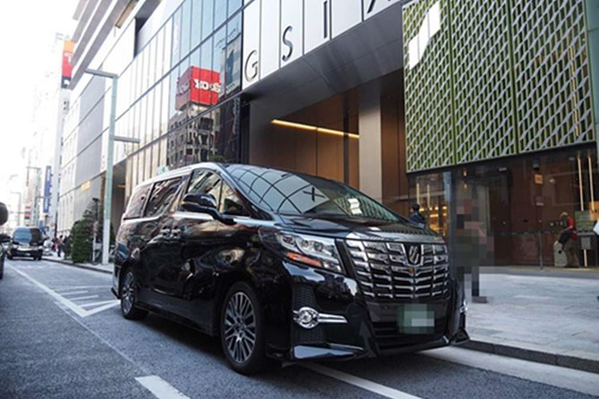 Private arrival transfer from Kansai airport to Kobe City & Arima Onsen