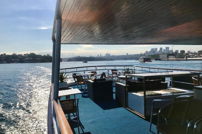Sydney Harbour Morning Tea Discovery Cruise