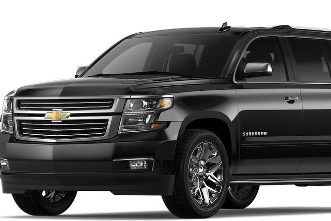 Airport Transfer TO or FROM Napa Valley - CALISTOGA City in SUV
