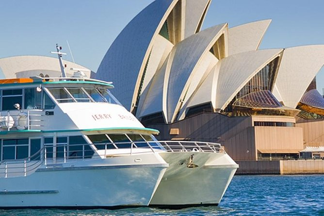 Sydney Harbour Discovery Cruise Including Lunch