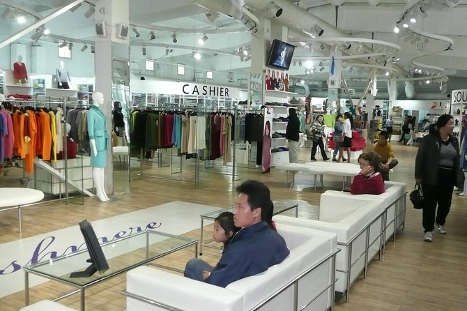 Full Day Tour of Ulaanbaatar With Museum, Black-market Cashmere Factory Store photo 8