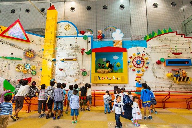 Hoppa över linjen: Kids Plaza Osaka Admission Ticket