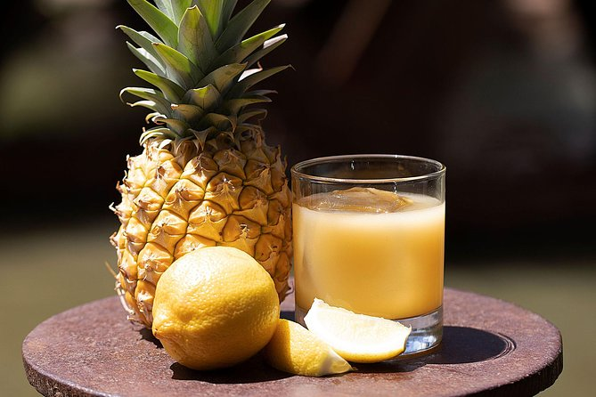 Pineapple Tasting: Follow Fruit from Field to Winery, Distillery & Brewery