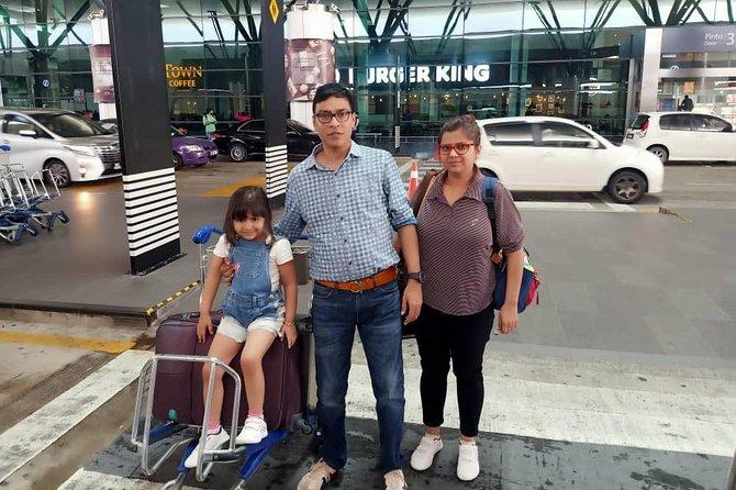Genting Highlands to Kuala Lumpur International Airport One-way Transfer