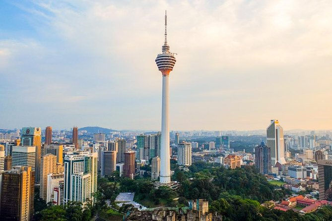 Kuala Lumpur Tower Observation Deck & City Tour