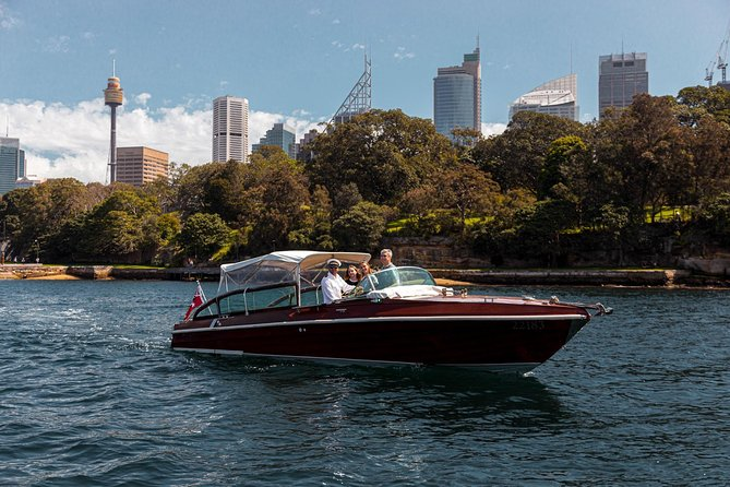 Private Luxury Tour of Sydney Harbour: The Hidden National Park