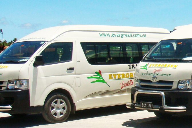Port Vila Airport Arrival - Transfer to Local Port Vila Hotels