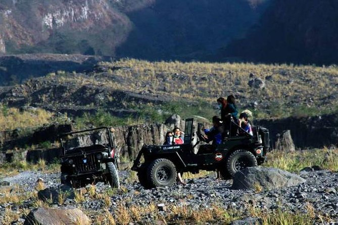 Merapi Sunrise by Jeep & Jomblang Cave Tour photo 8