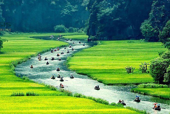 Ninh Binh - 'Ha Long Bay on land'
