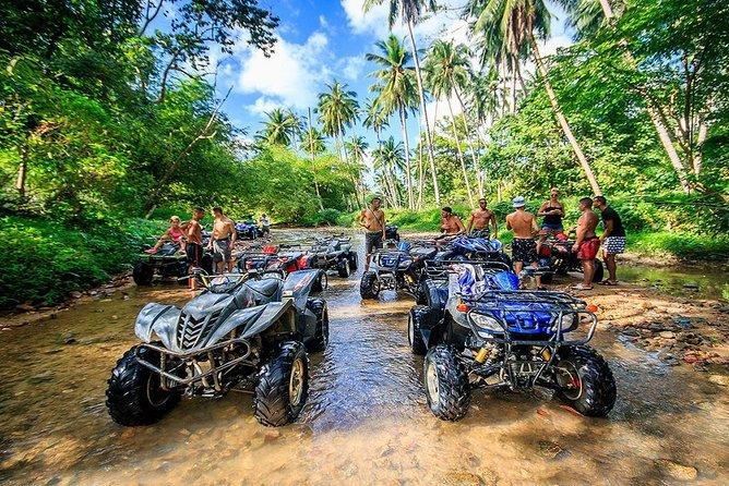 ATV Bike 1 hr+ Skyline Adventure 28 platforms