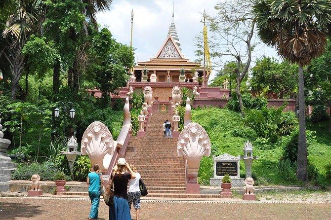 Half-Day Phnom Penh City Tour