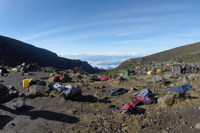 Kilimanjaro Machame Route photo 1