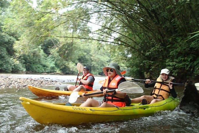 Fun Filled Kayaking Adventure in Kuching